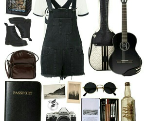 me, Polyvore, and vintage outfit image