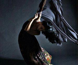 beautiful, danse, and black image