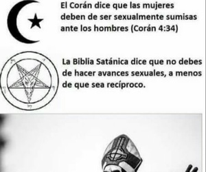 humor, frases, and biblias image