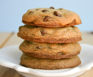 chocolate chip and Cookies image