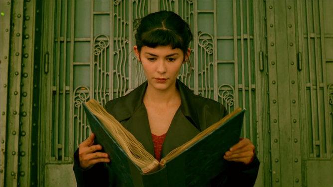 Amelie 2001 Dir Jean Pierre Jeunet On We Heart It