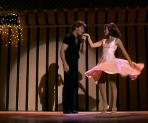 movie, dancing, and dirty dancing image