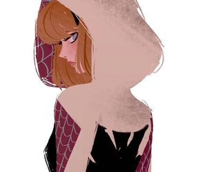 Marvel, gwen stacy, and punziella image