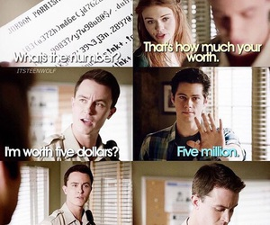 teen wolf, parrish, and funny image