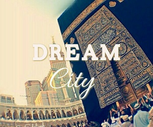city, Dream, and islam image