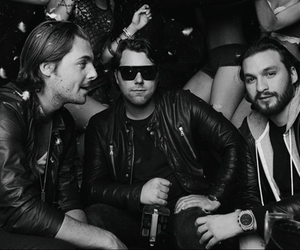 axwell, steve angello, and swedish house mafia image