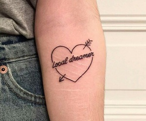 tattoo and heart image