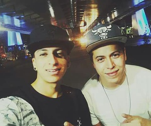 rap mexicano and toser one image