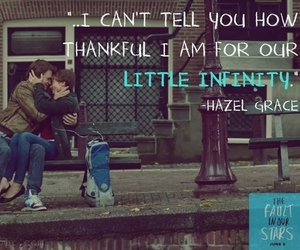 john green, quote, and the fault in our stars image