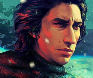 star wars, kylo ren, and ben solo image
