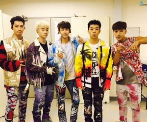 2PM, wooyoung, and hwang chansung image