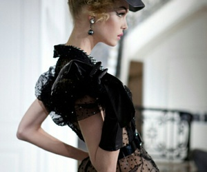 Couture, beautiful, and dior image