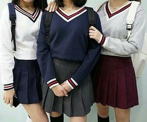 school and uniform image