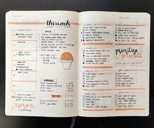 motivation, bullet journal, and inspiration image