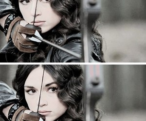 teen wolf, allison argent, and crystall reed image