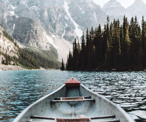 travel, mountains, and nature image