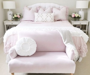 bedroom, bedroo, and decor image