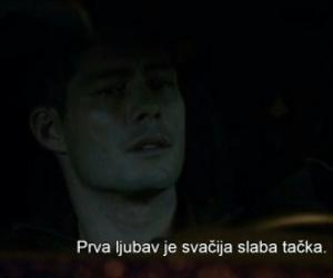 prva ljubav and citati image