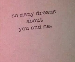 dreams and meandyou image