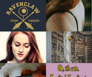 aesthetic, harry potter, and rose weasley image