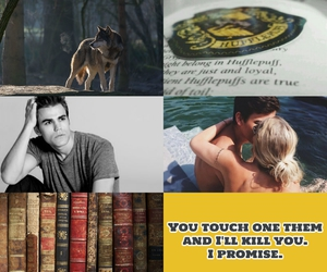 aesthetic, harry potter, and paul wesley image