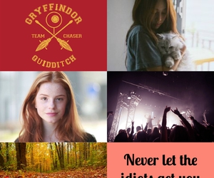 aesthetic, harry potter, and lily potter image