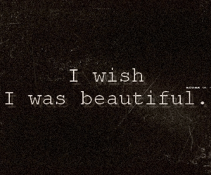 beautiful, wish, and text image