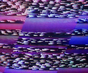 abstract, cool, and glitch image