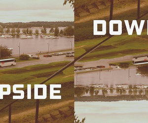 down, finland, and upside image