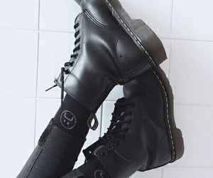 boots, clothing, and grunge image
