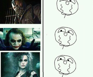 harry potter, bellatrix lestrange, and funny image
