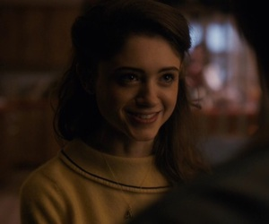 stranger things, natalia dyer, and nancy wheeler image
