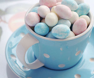 blue, candy, and pastel image