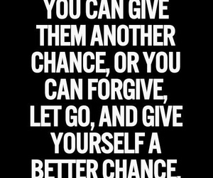 chance, quotes, and let go image