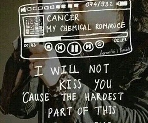 my chemical romance, cancer, and mcr image