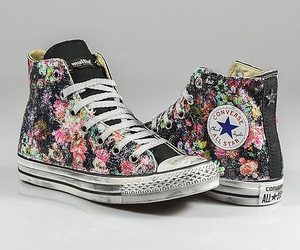 all-stars, allstar, and shoes image