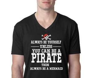 funny, pirate, and beyourself image