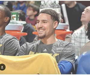 fine ass nigga and klay thompson image