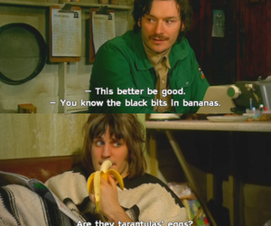 banana, boosh, and mighty boosh image