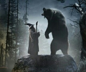 gandalf and the hobbit image