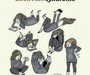 book, funny, and books image