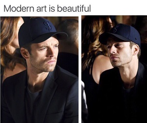 actor, art, and beautiful image