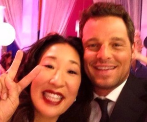 justin chambers and sandra oh image