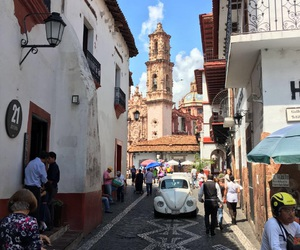 awesome, mexico, and taxco image