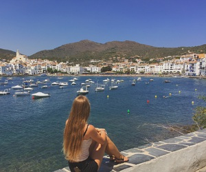 cadaques, holidays, and spain image