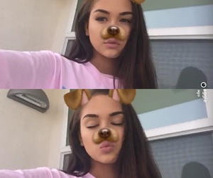pink, maggie lindemann, and pretty image