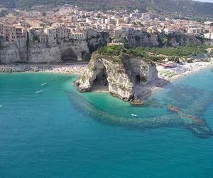 italy, beach, and sea image
