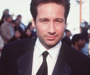 david duchovny, fox mulder, and the x files image