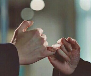 hands and promise image