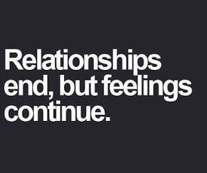 Relationship, feelings, and love image